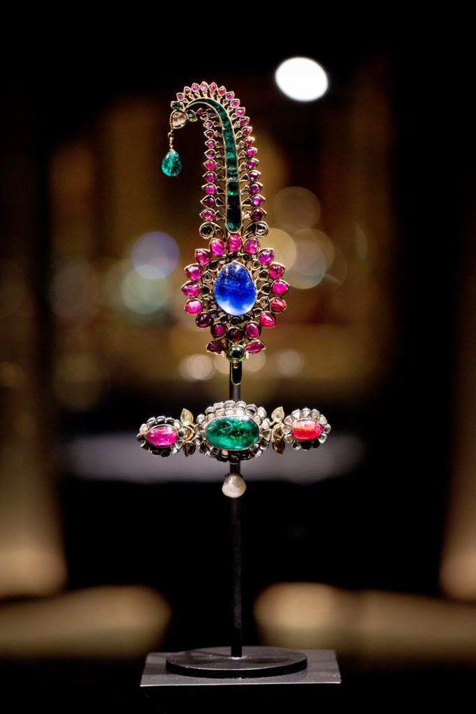 'From the Great Mughals to the Maharajas: Jewels from the Al Thani Collection'